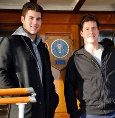 Tom Wilson & Michael Latta Baes