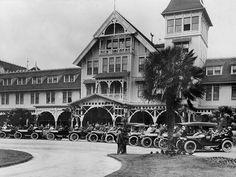 A Drive Through History - Old Del Monte Hotel Monterey, CA
