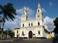 Iglesia de Bucaramanga. Santander, Colombia