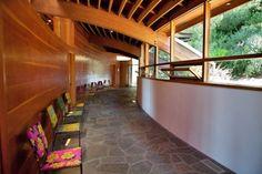 John Lautner's Schwimmer house