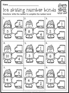 I am really excited about these new no prep winter printables I have created!! These are great for morning work, small groups, seatwork, homework, assessments and just to reinforce certain literacy and math skills. The best thing about thispacket is that it's all black and white, so you don't waste money on ink! All the …