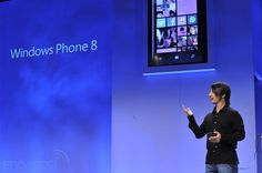 Sucks it won't work on my Nokia 900 but oh well I'll just have to buy a new phone.  Microsoft introduces Windows Phone 8 for fall release, incompatible with current devices