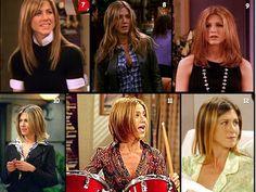 Rachel uit friends - hair =  altijd goed :)