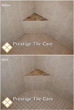 Cleaning And Colorsealing Grout Around Bathroom Toilet Seattle - How to clean bathroom tiles home remedies