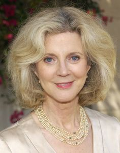 "Blyth Danner, star of such classics as To Kill a Clown (1972), or as Robert De Niro's wife in the acclaimed series Meet the Parents, Meet the Fockers, and Little Fockers (as well as a mom and grandma) is an osteoporsis spokeswoman.  Danner first suspected she might have osteoporosis when she broke her foot a few years ago. The incident ""made me realize that I should certainly do everything I can to strengthen my bones."""