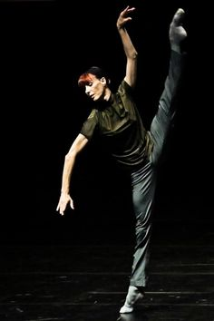 The One. Sylvie Guillem.