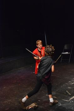 Check out this photo from Summer Shakespeare Conservatory's Richard III. Photo by Jay Yamada.