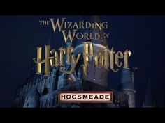 The Wizarding World of Harry Potter™ - Hogsmeade™   Book Events in Orlando