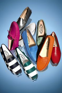 Flatten your world with #Tods.