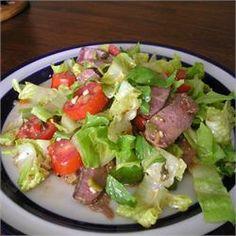 Steak Salad - Allrecipes.com