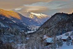 Taninges, Haute-Savoie by Jean-Michel BAUD