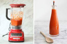 Homemade Sriracha Sauce | foodiecrush.com