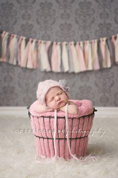 Caralee Case Photography: Timaree {Idaho Falls Newborn Infant Baby Photographer}