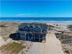 Sand+Break+Outer+Banks+Rentals+ +4+Wheel+Drive+-+Oceanfront+OBX+Vacation+Rentals