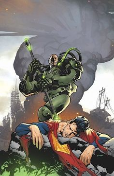 "#DC #Universe #Fan #Art. (DC Universe Online Legends. ""Legendary"" Vol.1#1 Variant Cover) By: Ed Benes & Randy Mayor & Ryan Sook. ÅWESOMENESS!!!™ ÅÅÅ+"