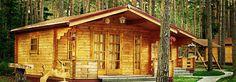 Casas de madera en Navarra | Ecocasas 20º
