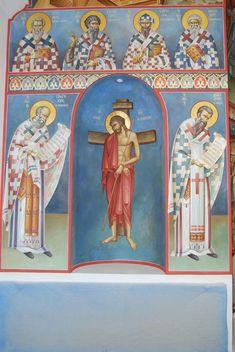 Byzantine Icons, Byzantine Art, Religious Icons, Religious Art, Orthodox Icons, Christian Art, Catholic, Saints, Projects To Try