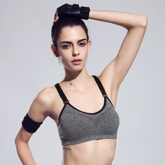 Sports Bra Women Yoga Gym Sexy Push Up Bra For Women Shakeproof Fitness Running Sport Bra Top Tank Tops Bralette Soutien Gorge -*- AliExpress Affiliate's buyable pin. Details on product can be viewed on www.aliexpress.com by clicking the image #Sportbras