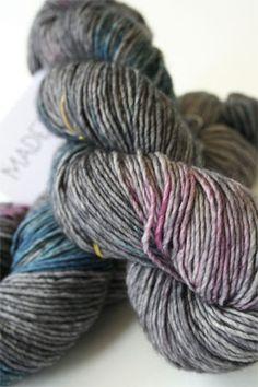 madelinetosh DK yarn color: 213 steam age fabulousyarn.com