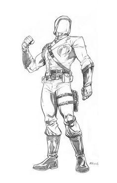 Cobra Commander by RobertAtkins on DeviantArt Thundercats, Comic Books Art, Comic Art, Comic Character, Character Design, Snake Eyes Gi Joe, Samurai, Cartoon Clip, Cobra Commander
