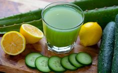 Ingredients: 1 large lemon (Flushes out toxins) 1 cucumber (powerful for fighting fat) 1 Tbsp. of grated ginger (steps up the metabolism) 1 Tbsp. of aloe vera juice (exceptionally powerful for weight loss) A bunch of either cilantro of parsley (loaded with antioxidants) 1/2 glass of water Preparation: Blend them and drink a glass of the juice before bedtime. Comments …
