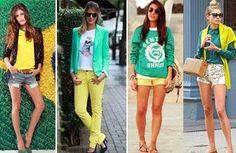 Clube Das Mulheres Ricas Moda e Make UP: A moda na copa!!!!!