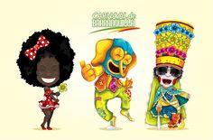 Carnaval de Barranquilla 2012 by Jimbo cudriz, via Flickr