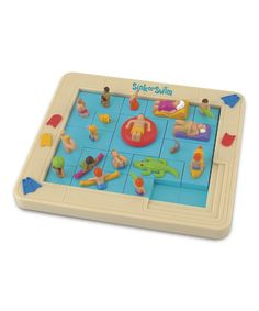 Another great find on #zulily! Sink or Swim Puzzle Game #zulilyfinds