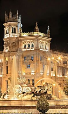 LAS CIBELES.MADRID.