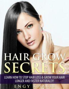 Hair Growth Secrets eBook Stumpfer Pony, Healthy Hair Tips, Stop Hair Loss, Prevent Hair Loss, Pakistani Hair, Hair Serum, Hair Secrets, Grow Long Hair, Natural Hair Styles