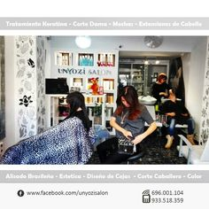 Because our hairstyles at unyozisalon are artists  we are always working on display. Book your free consultation  933518359 - 4167791013 (WhatsApp)   #cabello #peinados #peluqueriaunisex #keratinasinformol #peluqueriabcn #unyozibarcelona #keratintreatments #barberiabarcelona #brazilianblowout_unyozi  Follow us in  https://instagram.com/unyozisalon