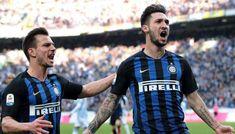1 new message Europa League, 1 News, Verona, Milan, Button Down Shirt, Men Casual, Football, Hot, Sports