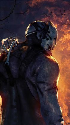 Dead By Daylight 2020 In 640x1136 Resolution Scary Wallpaper, Mobile Wallpaper, Horror Movie Characters, Horror Movies, Funny Horror, Scary Games, Ghost Faces, Witch Art, Character Wallpaper
