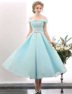 LF078-baby-blue-off-shoulder-tea-length-ball-gown-2-686x900a.jpg (686×900)