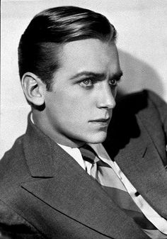 Douglas Fairbanks Jr. was born Douglas Elton Fairbanks, Jr. in New York City, New York, to Anna Beth (Sully), daughter of a very wealthy cotton mogul, and actor Douglas Fairbanks (born Douglas Elton Thomas Ullman), then not yet established as the swashbuckling idol he would become. Fairbanks, Jr. had German Jewish (from his paternal grandfather), English, and Scottish ancestry.