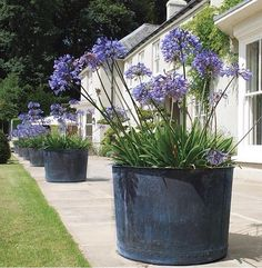 The Circular Copper Garden Planter - Large at Architectural Heritage Ltd., in Cheltenham, .
