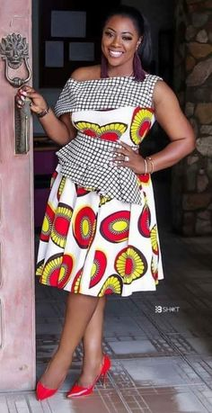 African Fashion Traditional, African Inspired Fashion, Latest African Fashion Dresses, African Print Fashion, Africa Fashion, Women's Fashion Dresses, African Dresses For Kids, African Print Dresses, African Attire
