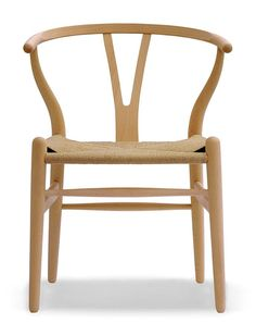 CH24 Wishbone Chair Hans J. Wegner Carl Hansen & Søn