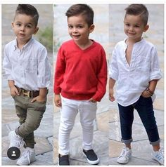Cool kids cuts for kids kids fashion boy, children's outfits, baby New Haircuts For Boys, Baby Boy Haircuts, Boy Hairstyles, Toddler Boy Fashion, Little Boy Fashion, Toddler Boy Outfits, Children Outfits, Child Fashion, Little Boy Outfits
