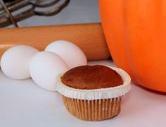 """Pumpkin Bread - Gaszak says that by cooking from scratch, the department can control the ingredients and create products with a """"clean"""" nutrition label—no artificial colors, flavors, high fructose corn syrup, chemical additives or preservatives or hydrogenated vegetable oils."""