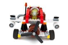 LEGO : THE PIGS' PLANE
