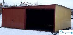 Színes mobilgarázs dupla méretben Mobile Home, Garage Doors, Shed, Outdoor Structures, Outdoor Decor, Home Decor, Decoration Home, Room Decor, Mobile Homes