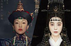 """Zhou Xun's """"Ruyi's Royal Love"""" Unable to Air Due to Fan Bingbing's """"The Legend of Ba Qing"""""""