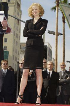 Jimmy Choo's Nicole Kidman ...classic with a punch