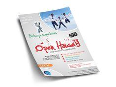 school event brochure