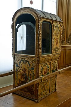 Sedan Chair, French