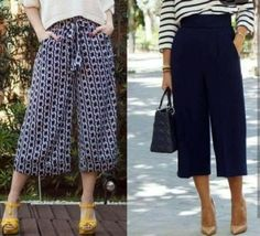 DIY - molde, corte e costura - Marlene Mukai Fashion In, Fashion Outfits, Trendy Outfits, Cool Outfits, Marlene Hose, Sewing Pants, Diy Clothing, Office Outfits, Short