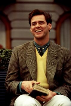THE TRUMAN SHOW, Jim Carrey, 1998 | Essential Film Stars, Jim Carrey http://gay-themed-films.com/film-stars-jim-carrey/