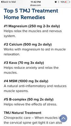 TMJ closely associated with fibromyalgia. Some fibro patients claim the Pridgen Protocol for fibromyalgia (Famvir (antiviral) & Celebrex both twice daily, relieved their TMJ & fibromyalgia. Asthma Remedies, Asthma Symptoms, Home Remedies, Natural Remedies, Insomnia Remedies, Headache Remedies, Holistic Remedies, Health Remedies, Asthma Relief