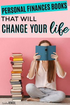 These are amazing! These are the best personal finance books that will change your life. The best budgeting books you need to read.